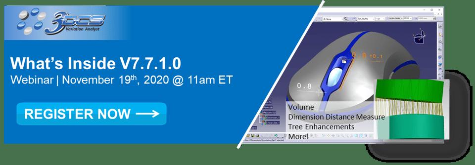 What's Inside 3DCS V7.7.1