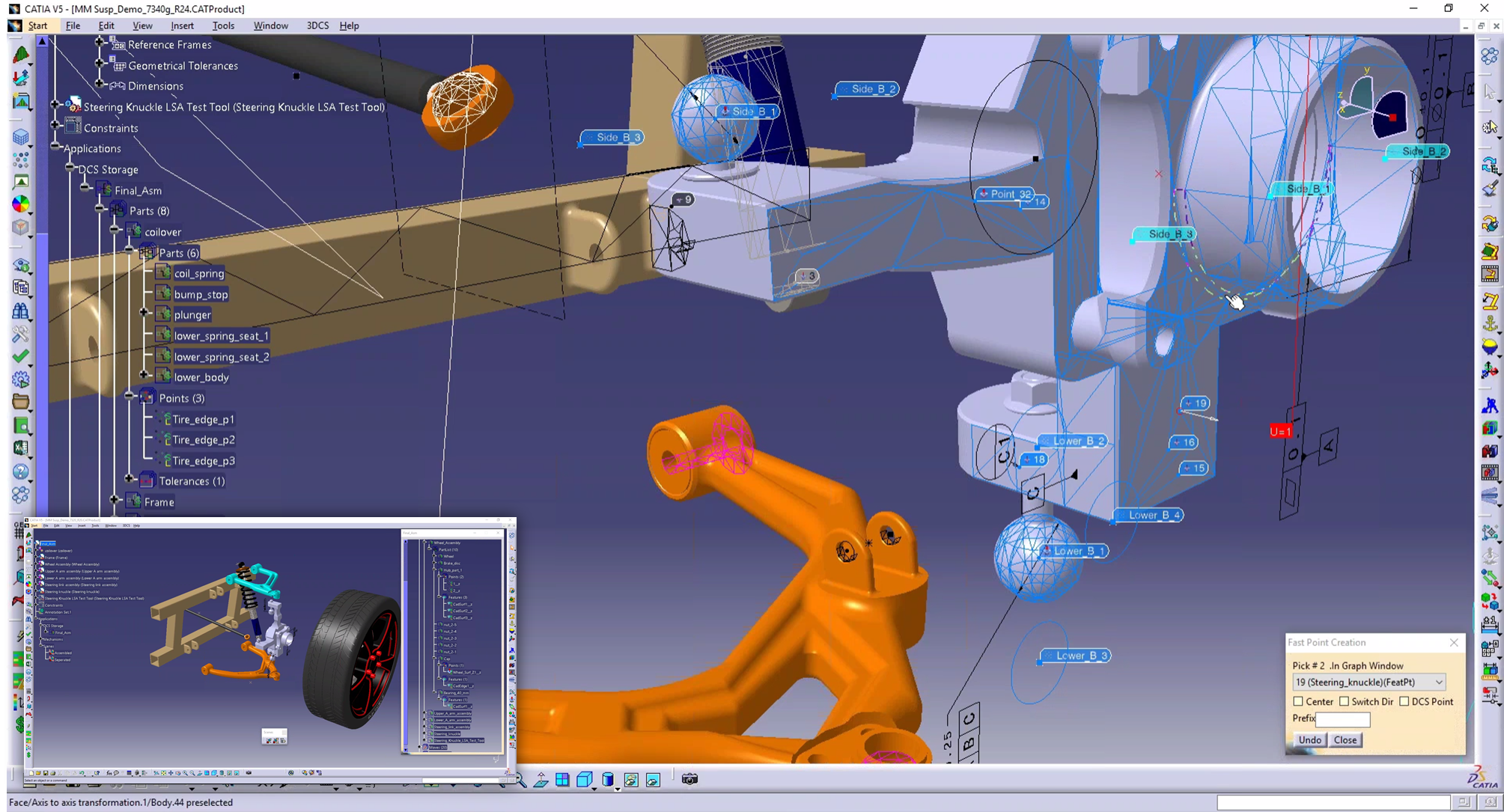 suspension-system-3dcs-catia-v5