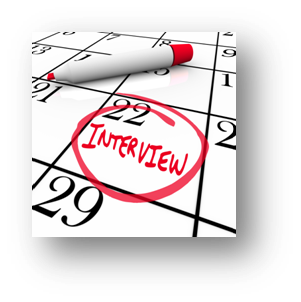 Get your interview scheduled now