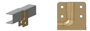 4-hole-basic-model-plate-curved