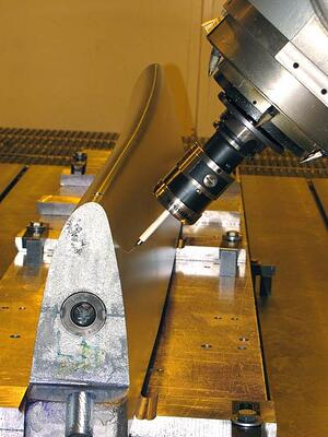 aerospace cmm measurements