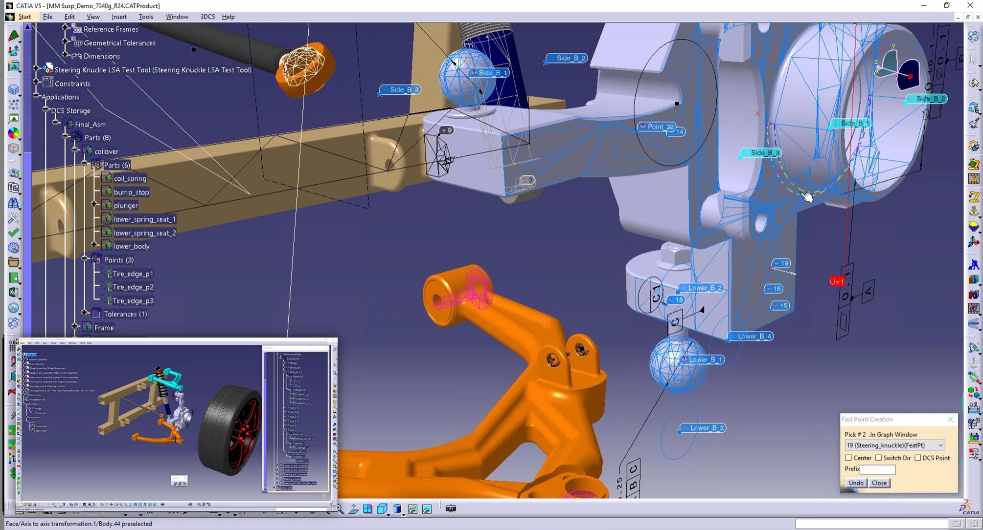 suspension-system-3dcs-catia-v5