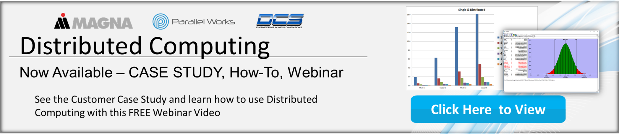 Now Available! Distributed Computing in the Cloud