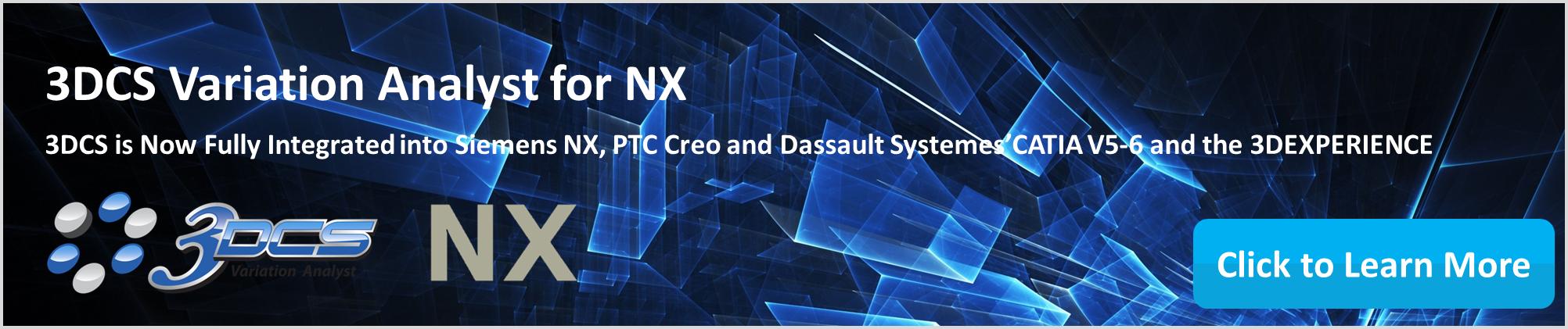 3DCS Integrated in Siemen's NX