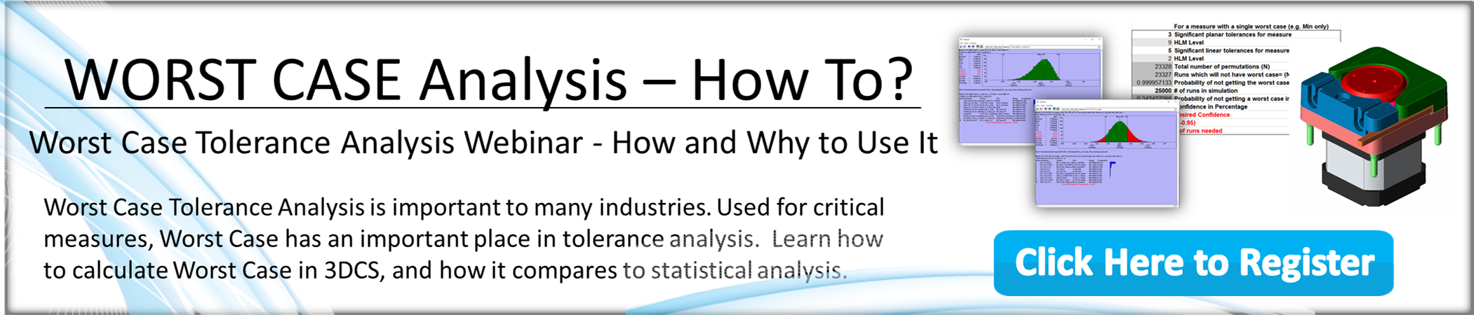 Worst Case Tolerance Analysis Webinar