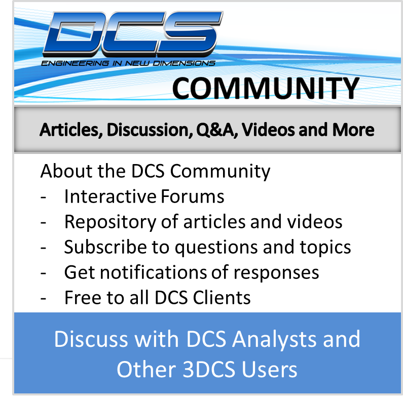 DCS Community - FAQ, Articles, Videos
