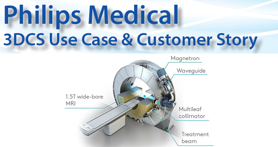 Learn about Phillips Medical's use of 3DCS